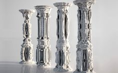 Using thousands of layers of 1mm cardboard, cutting lasers and some fancy subdivision algorithms, Computational Architect  Michael Hansmeyer makes impossibly beautiful things.