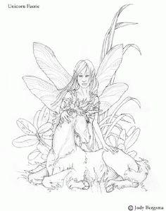 Enchanted Designs Fairy & Mermaid Blog: Free Fairy & Mermaid Coloring Pages by Jody Bergsma