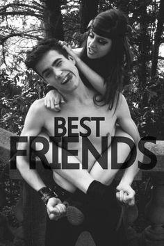 Every girl needs a guy best friend