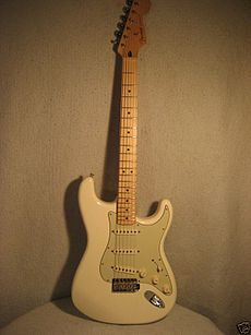 Jimmie Vaughan Tex-Mex Stratocaster - Wikipedia, the free encyclopedia