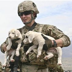 Saving all kinds of life.  Big thank you to our military for everything they do!  #InSearchOfLiberty #Freedom #America #Conservative #Government #Constitution #Military