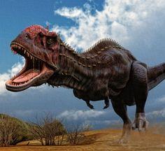 Majungasaurus Jurassic Park 4