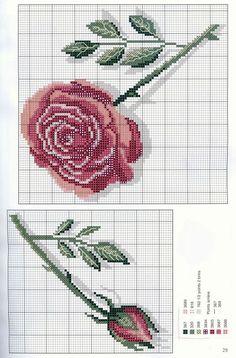 Obrusy kwiaty 75 (7/8) róże