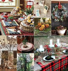 I'm sure you are all busy with last minute preparations for Christmas, but I wanted to share this super-sized giveaway that my friend Bird is hosting.  She asked a group of bloggers to each provide a themed inspiration board in order to help generate excitement for the giveaway and mine was a rustic Christmas theme.  …