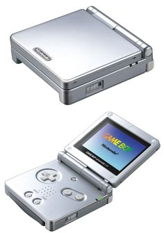 Game Boy Advance SP - I still have my red one! Metroid, Games Stop, Fun Games, Mario Kart, Nintendo Consoles, Nintendo Games, Tv Show Games, New Video Games, Color Games