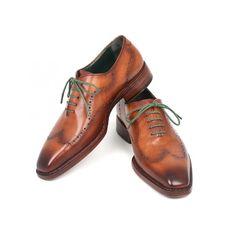 Oxford Camel Brown , chaussures collection  Paul Parkman , pour hommes  / USA