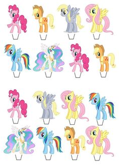 photograph about My Little Pony Printable referred to as 669 Easiest My Minor Pony Printables visuals in just 2018 My