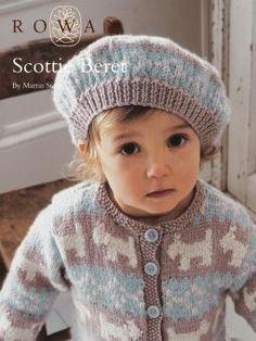 scottish beret knit pattern free