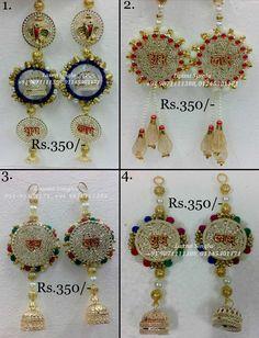 Arti Thali Decoration, Diwali Decoration Items, Diwali Decorations At Home, Festival Decorations, Diwali Sale, Diwali Diya, Diwali Craft, Diwali Candles, 3d Paper Flowers