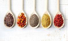 5 Superfoods für schöne Haare und makellose Haut