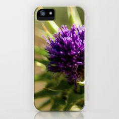 Very Strange Flower iPhone & iPod Case by Richard Torres Photo - $35.00
