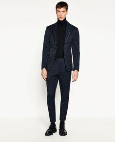 5a93ac801cdb Zara Mode, Herrkostymer, Blå Kostymer, Normcore, Herrkläder, Pojkvän, Män