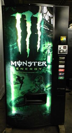 1000 images about money makers in my sleep on pinterest vending machine energy drinks and - Monster energy corporate office ...