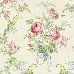 Pink Floral Bouquet Roses Wallpaper