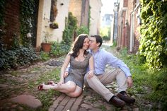 Engagement in the Alley