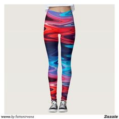 #ocean #love #art #leggings
