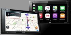 JVC & Kenwood Unveil New Car Infotainment Systems – CES 2018 #Android #Google #news