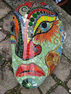 "Stone Mask ""Huracan"""