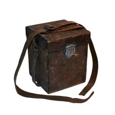 Stylistic 1800s leather box camera case is just one of things that can be found in our Etsy shop!