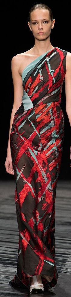 J. Mendel Spring 2015 | The House of Beccaria ~