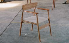 Makers Lane :: armchair Custom Made, Bespoke Furniture made in Australia.