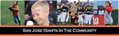 Giants in the Community | San Jose Giants Community/Fund