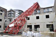 Construction firms sentenced over Liverpool crane collapse