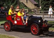 Old time Cars