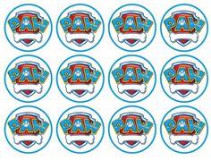 Oh My Fiesta! in english: Paw Patrol Free Printable Kit. Paw Patrol Names, Paw Patrol Stickers, Los Paw Patrol, Paw Patrol Birthday Theme, Paw Patrol Party, Imprimibles Paw Patrol, Alfabeto Disney, Paw Patrol Cupcakes, Paw Patrol Decorations