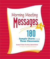 This book will help you write engaging and effective messages to launch a productive day of learning.