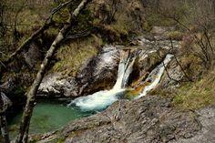 cascata val vertova (BG)