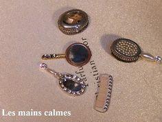 how to: embellished dresser set