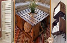 Looking for unique ways to recycle old wooden crates? Here are some examples that might inspire you. on The Owner-Builder Network  http://theownerbuildernetwork.co/social-gallery/looking-for-unique-ways-to-recycle-old-wooden-crates-here-are-some-examples-that-might-inspire-you