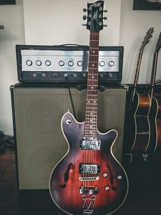 Aussie-made Maton Guitars Josh Homme signature