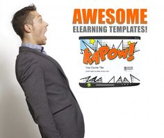What Makes an Awesome eLearning Template?  The beauty about eLearning templates is that it can really be whatever YOU want it to be. YOU can define what it is to create what you want. What do you think makes an awesome eLearning template? Share your thoughts!  Learn what makes an awesome template: http://bit.ly/1sDL1b9  #eLearning #eLearningTemplates #eLearningTips