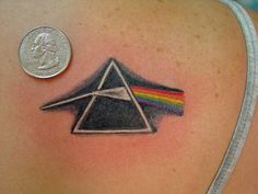 pink floyd dark side of the moon tattoo - Google Search