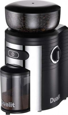 Dualit 75015 Coffee Grinder reviewed and compared to other low end coffee grinders