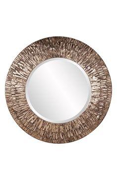 Howard Elliott Collection 'Linden' Round Mirror