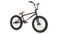 Fit Inman 2 BMX Bike Complete Trans Black LHD