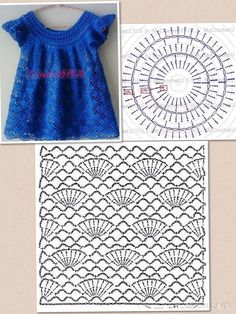 Crochet Toddler Dress Crochet For Kids Baby Girl Crochet Patron Crochet Knitted Baby Clothes Crochet Clothes Crochet Shawl Knit Crochet Baby Dress Patterns Image gallery – Page 307863324526319619 – Artofit Crochet Toddler Dress, Crochet Baby Dress Pattern, Crochet Fabric, Baby Girl Crochet, Crochet Diagram, Crochet Chart, Crochet Motif, Crochet Designs, Crochet Stitch