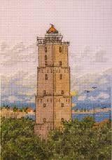 Brandaris borduurpakket 13 x 18 cm Empire State Building, Big Ben, Cross Stitch, Lighthouses, Punto De Cruz, Seed Stitch, Cross Stitches, Crossstitch, Lighthouse