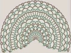Exceptional Stitches Make a Crochet Hat Ideas. Extraordinary Stitches Make a Crochet Hat Ideas. Crochet Mandala, Crochet Motif, Crochet Designs, Crochet Doilies, Crochet Lace, Crochet Stitches, Crochet Patterns, Crochet Shawls And Wraps, Crochet Scarves