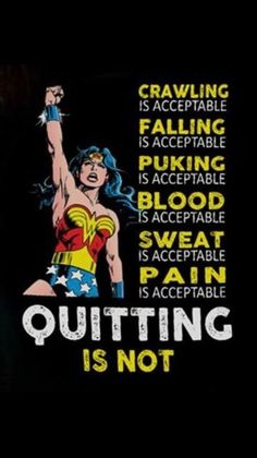 Got the tshirt ❤️❤️❤️❤️❤️❤️❤️❤️❤️ Wonder Woman Quotes, Wonder Woman Art, Superman Wonder Woman, Wonder Women, Fitness Inspiration Quotes, Fitness Motivation Quotes, Cute Quotes, Best Quotes, Strong Women