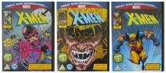 £4.99 - X-Men DVD New Sealed Season 1 90's Kids Cartoon Show Classic Marvel Series Reg 2 in DVDs, Films & TV, DVDs & Blu-rays | eBay