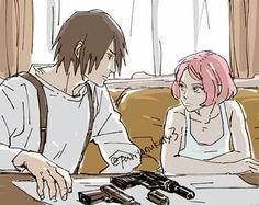 Sasusaku amo esse casal