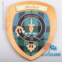 MacKay Clan Crest Wa
