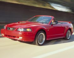 It's the muscle car that outlasted them all! In 2002, Mustang celebrated its spot as the sole surviving American muscle car as the Chevrolet Camaro and Pontiac Firebird wrapped up production.