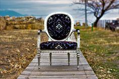 Rouen armchair model