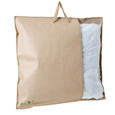 Packaging for bed linen - Le Recykraft for pillows - Registered design ohmi