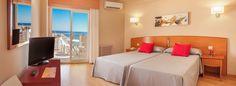 Hotel RH Sol - Habitación Vista Mar